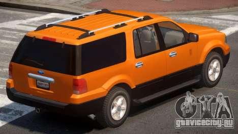 Ford Expedition V1.0 для GTA 4