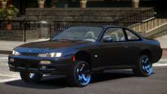 Nissan Silvia S14 RS для GTA 4