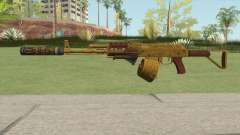 Assault Rifle GTA V (Three Attachments V1) для GTA San Andreas