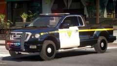 Ford F150 State Police для GTA 4