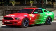 Ford Mustang RS V1.0 PJ1 для GTA 4
