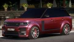 Range Rover Vogue Elite для GTA 4