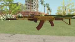 Assault Rifle GTA V (Three Attachments V5) для GTA San Andreas