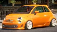 Fiat 500ST для GTA 4