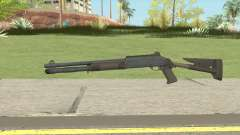 XM1014 Blue (CS:GO) для GTA San Andreas