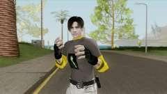 Handsome Leon V2 для GTA San Andreas