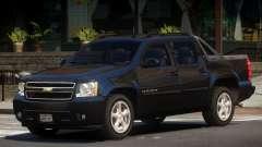 Chevrolet Avalanche V1.3 для GTA 4