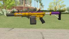 Carbine Rifle GTA V (Mamba Mentality) Full V1 для GTA San Andreas