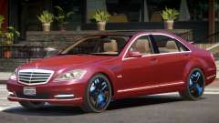 Mercedes S600 V1.1 для GTA 4