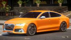 Audi RS7 V1.0 для GTA 4
