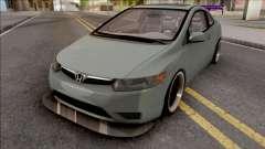 Honda Civic Si FN2 для GTA San Andreas