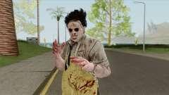 Leatherface (Dead By Daylight) для GTA San Andreas