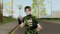 Leon Indonesian Army для GTA San Andreas