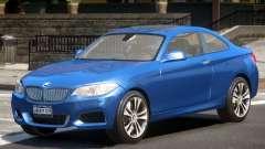 BMW M235i V1.0 для GTA 4