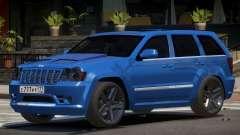 Jeep Cherokee SRT8 для GTA 4