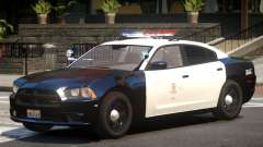 Dodge Charger Patrol V1.0