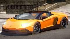 Lamborghini Aventador STR для GTA 4