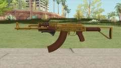 Assault Rifle GTA V (Two Attachments V6) для GTA San Andreas