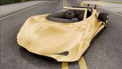 GTA V-ar Vapid Futura IVF для GTA San Andreas
