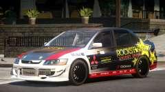 Mitsubishi Lancer Evolution 8 RS J1 для GTA 4