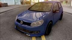 Volkswagen Golf 6 Auto Skola Team для GTA San Andreas