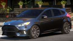 Ford Focus RS Tuned V1.0 для GTA 4