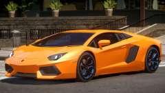 Lamborghini Aventador RS для GTA 4