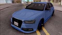Audi RS4 Avant 2013 Tuned для GTA San Andreas