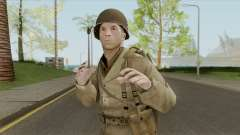 American Soldier HQ для GTA San Andreas