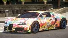 Bugatti Veyron 16.4 GT PJ5 для GTA 4
