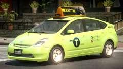 Toyota Prius 2 Taxi V1.3 для GTA 4
