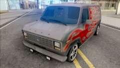 Ford Econoline E-150 Hot Wheels для GTA San Andreas