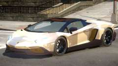 Lamborghini Aventador STR PJ2 для GTA 4