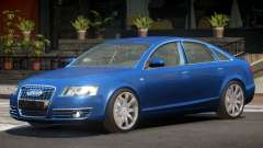 Audi A6 ST для GTA 4
