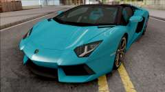 Lamborghini Aventador LP700-4 Roadster 2013 HQ для GTA San Andreas