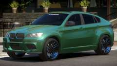 BMW X6 ST V1.0 для GTA 4