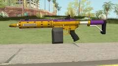 Carbine Rifle GTA V (Mamba Mentality) Base V1 для GTA San Andreas