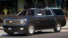 Chevrolet Suburban Elite для GTA 4