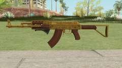 Assault Rifle GTA V (Two Attachments V1) для GTA San Andreas