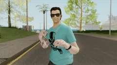 Tommy Vercetti Casual V2 для GTA San Andreas