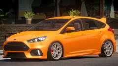 Ford Focus RS Edit для GTA 4