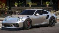 Porsche GT3 V1.1 для GTA 4