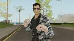 Tommy Vercetti Casual V1 для GTA San Andreas