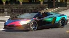 Lamborghini Aventador STR PJ5 для GTA 4
