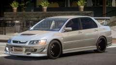 Mitsubishi Lancer Evolution 8 RS для GTA 4