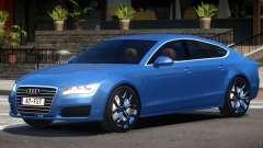 Audi A7 ST для GTA 4