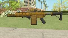 Carbine Rifle GTA V (Luxury Finish) Full V1 для GTA San Andreas