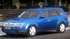 Subaru Forester Improved для GTA 4