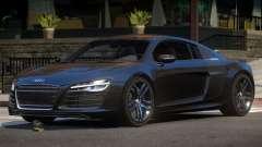 Audi R8 V10 GT для GTA 4