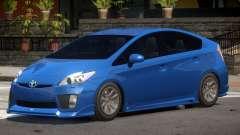 Toyota Prius Tuned V1.0 для GTA 4
